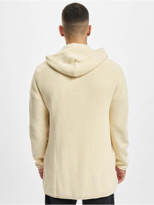 Redefined Rebel Cardigans Cabe Knit hvit