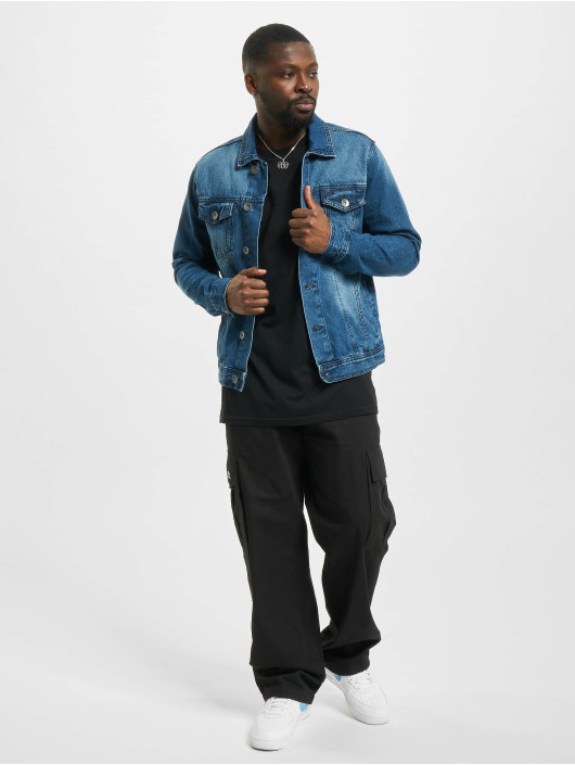Redefined Rebel Denim Jacket Rrmarc blue