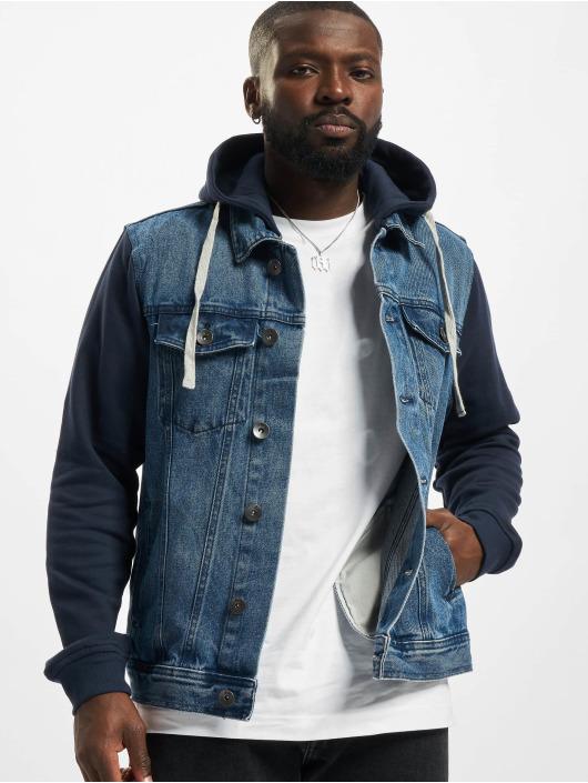 Redefined Rebel Denim Jacket Funda blue