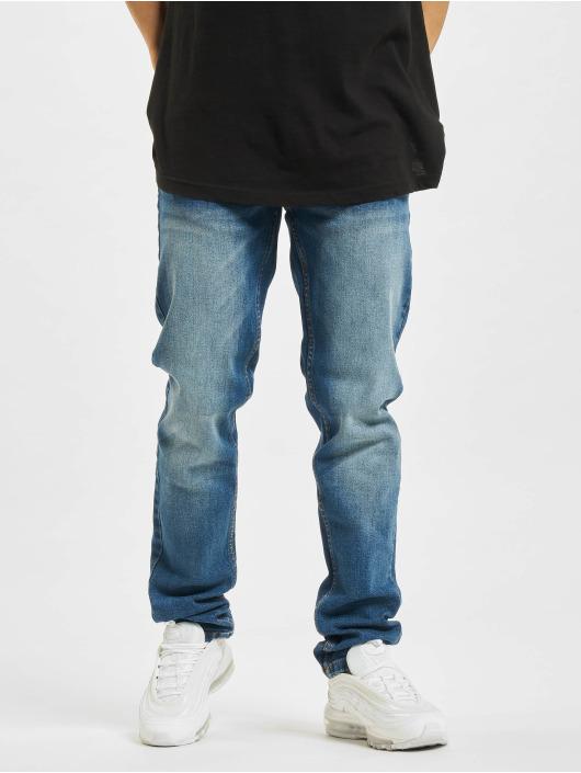 Redefined Rebel dżinsy przylegające Rrstockholm niebieski