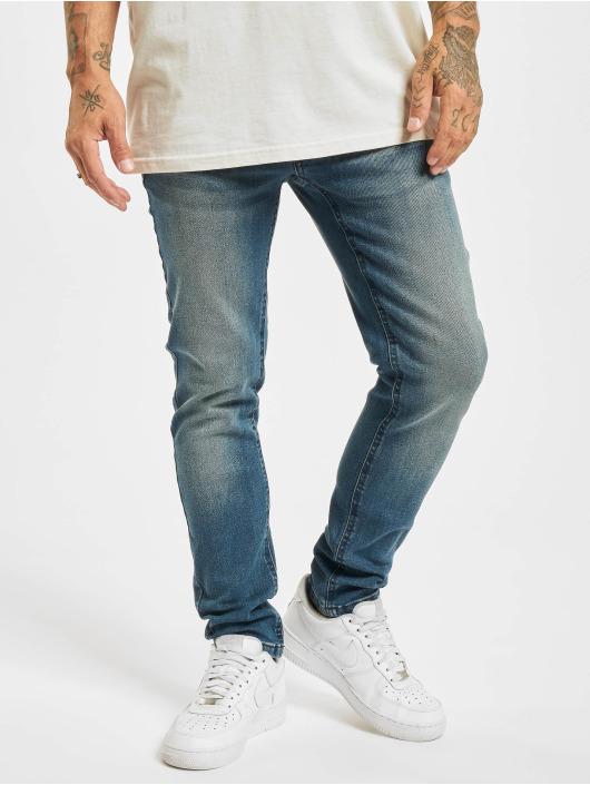 Redefined Rebel dżinsy przylegające Rebel Copenhagen niebieski