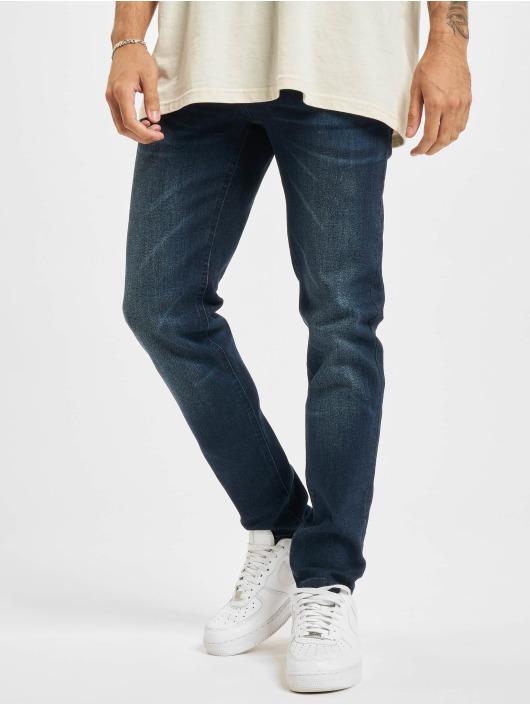 Redefined Rebel dżinsy przylegające Copenhagen niebieski