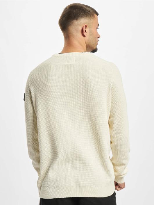 Redefined Rebel Gensre Bear Knit hvit