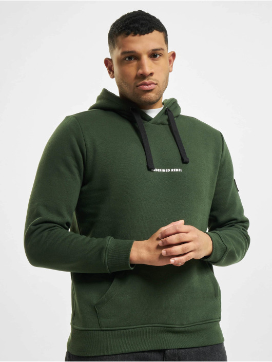 Redefined Rebel Hoodie Rebel Rralfred green