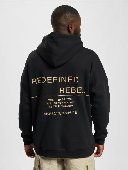 Redefined Rebel Hoodie Josiah svart