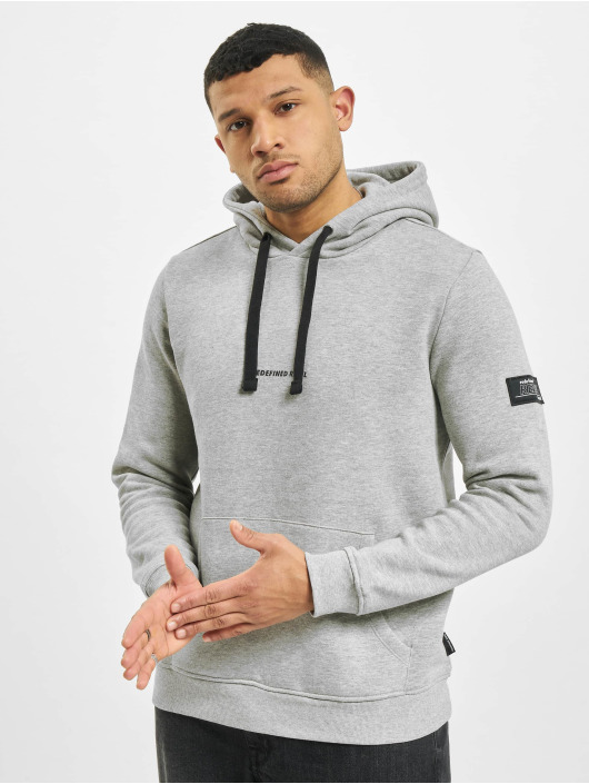 Redefined Rebel Hoody Rralfred grijs