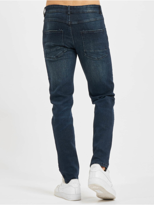 Redefined Rebel Jean slim Copenhagen bleu