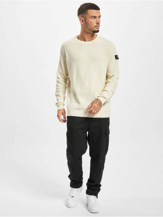 Redefined Rebel Jersey Bear Knit blanco