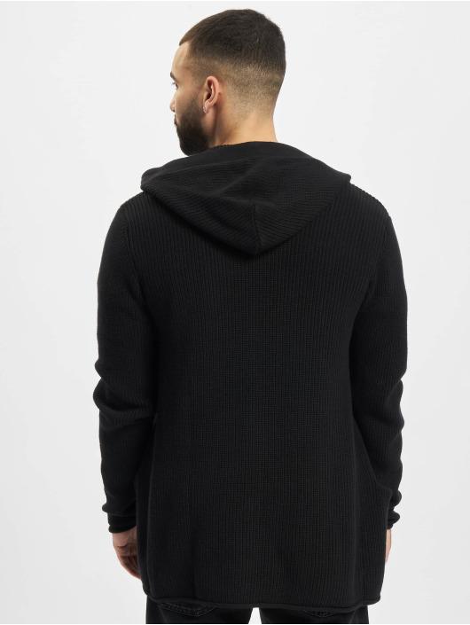 Redefined Rebel Kardigán Cabe Knit èierna