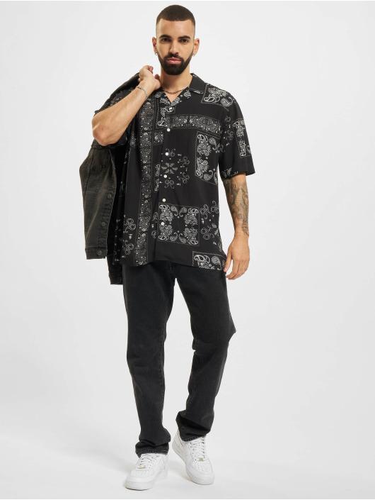 Redefined Rebel Koszule Theodore czarny