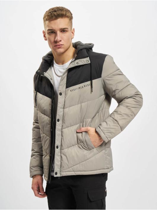 Redefined Rebel Manteau hiver RRVan gris