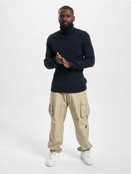 Redefined Rebel Pullover Weston Knit blue