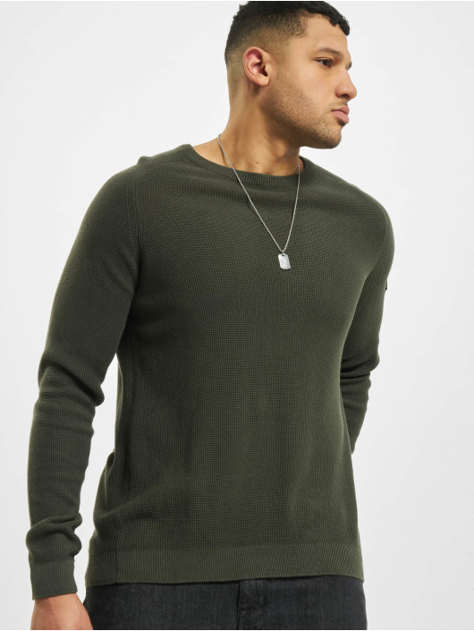 Redefined Rebel Pullover Rrbear green