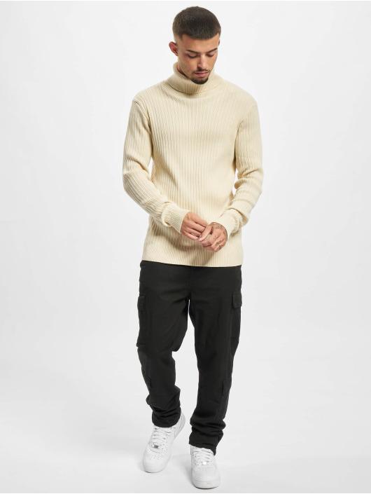 Redefined Rebel Pullover Weston Knit weiß