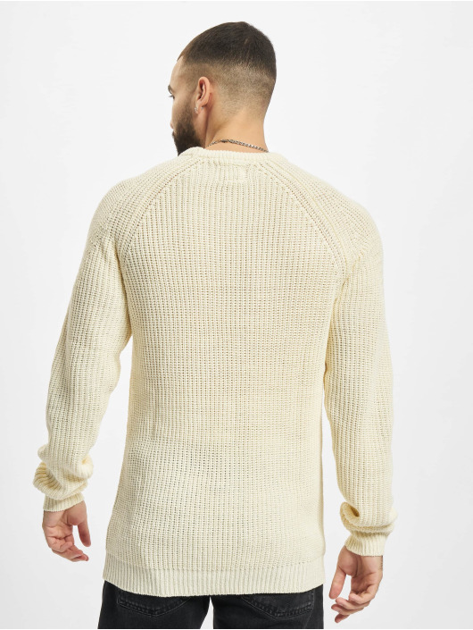 Redefined Rebel Pullover RRTony Knit weiß