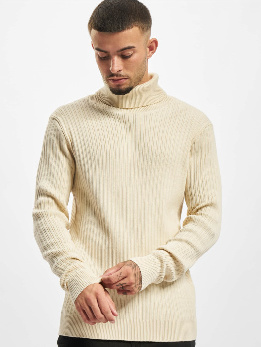 Redefined Rebel Pullover Weston Knit white