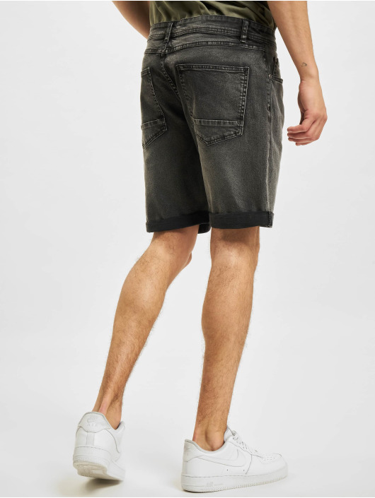 Redefined Rebel Shorts Copenhagen svart