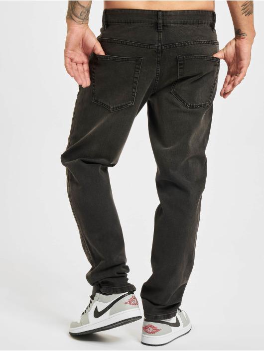 Redefined Rebel Slim Fit Jeans Rebel Detroit šedá