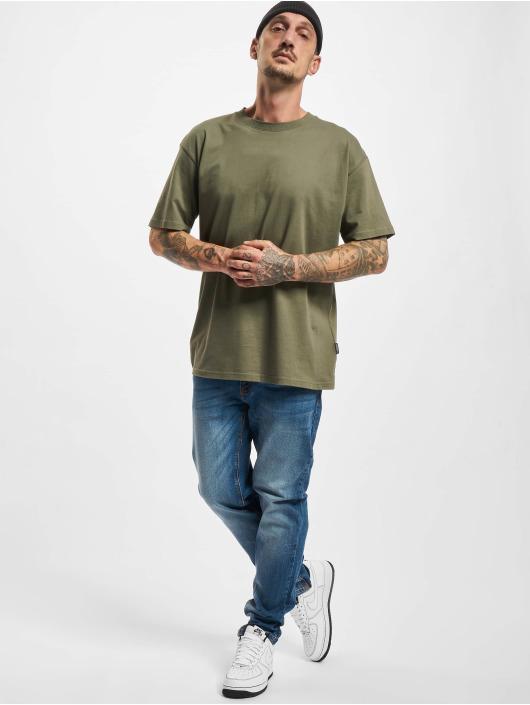 Redefined Rebel Slim Fit Jeans RRChicago синий