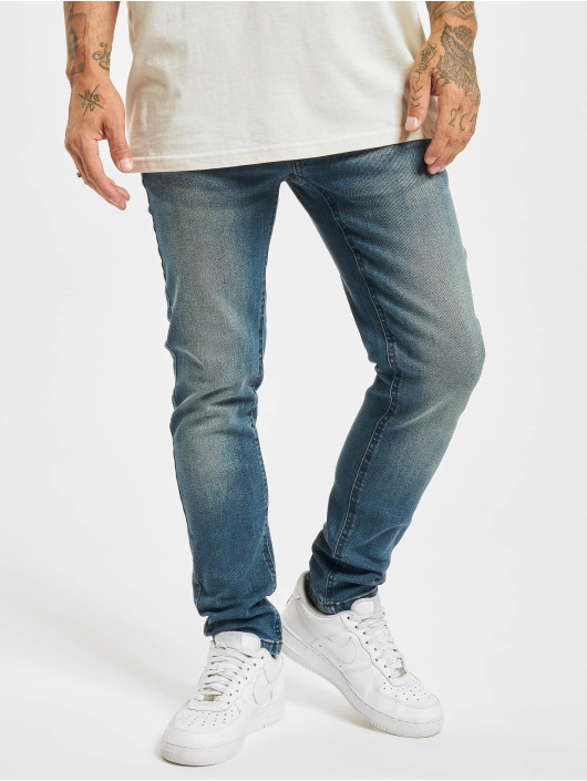 Redefined Rebel Slim Fit Jeans Rebel Copenhagen modrá