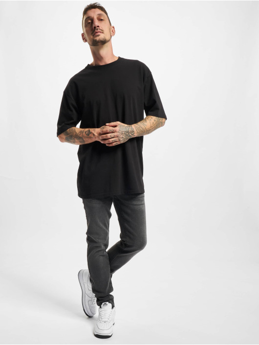 Redefined Rebel Slim Fit Jeans Copenhagen Slim Fit svart