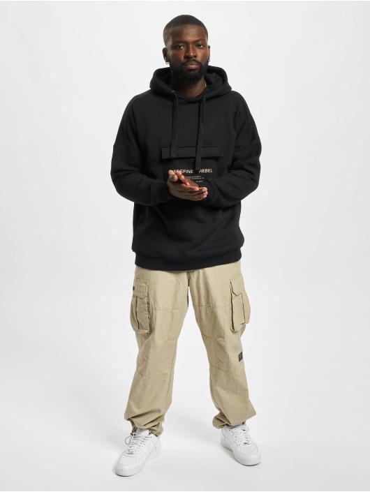 Redefined Rebel Sudadera Josiah negro