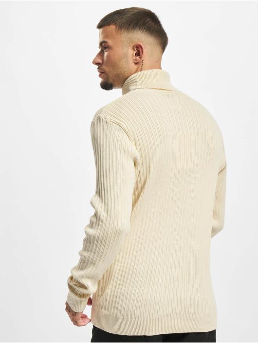 Redefined Rebel Svetry Weston Knit bílý