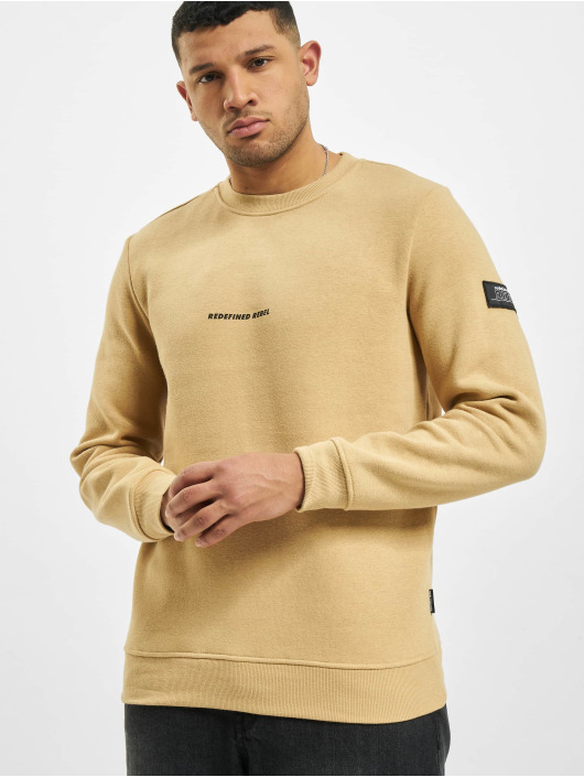 Redefined Rebel Sweat & Pull Rebel Rrbruce beige