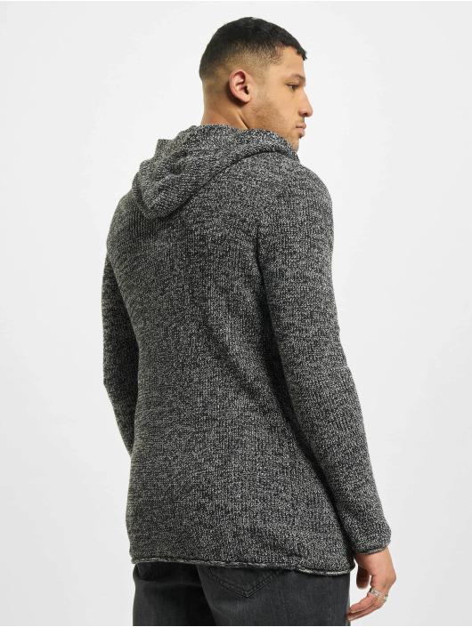 Redefined Rebel Swetry rozpinane Cabe czarny