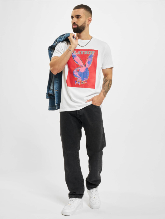 Redefined Rebel T-Shirt Rebel Malachi blanc