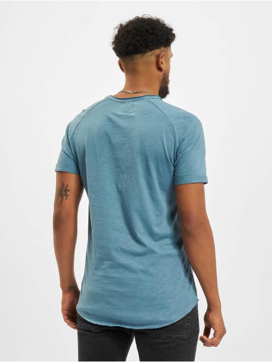Redefined Rebel T-Shirt Kas blue