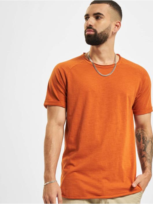 Redefined Rebel T-Shirt Rebel Kas brun