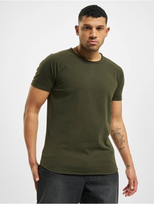 Redefined Rebel T-Shirt Kas green
