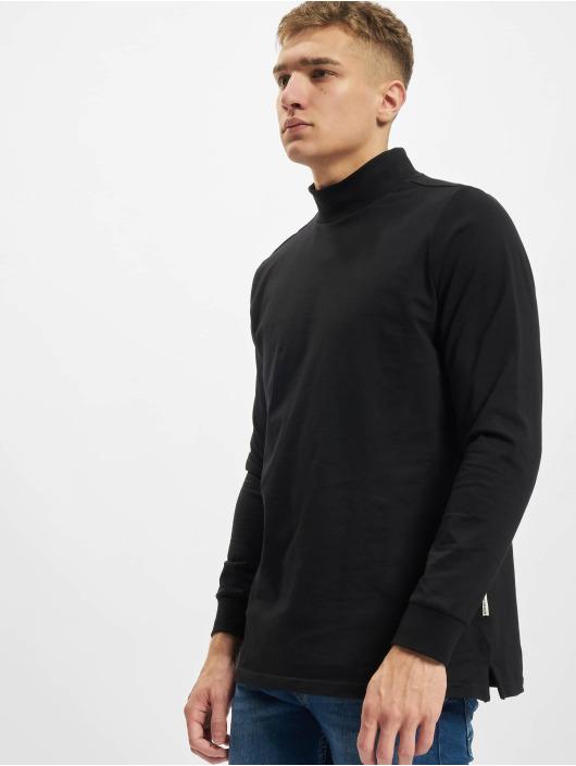 Redefined Rebel T-Shirt manches longues RRPhil High Neck noir