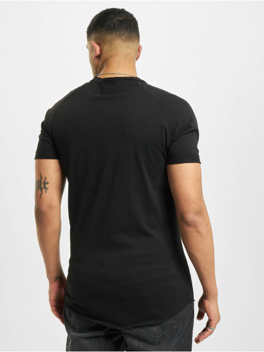 Redefined Rebel t-shirt Kas zwart