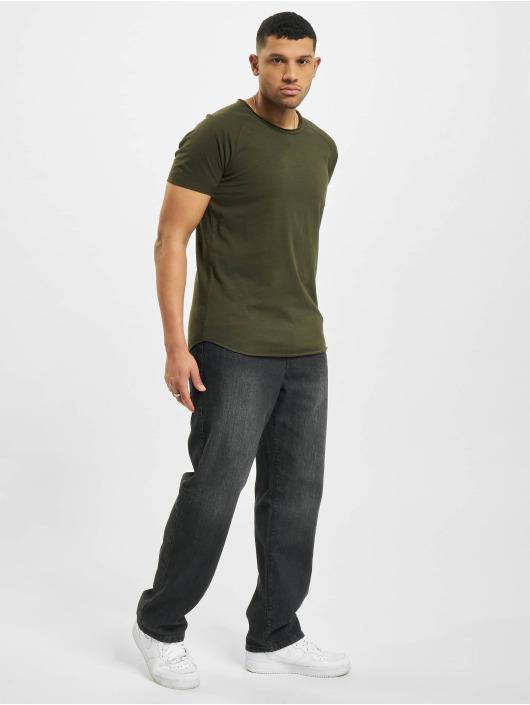 Redefined Rebel T-shirts Kas grøn
