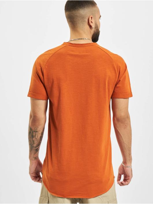 Redefined Rebel T-Shirty Rebel Kas brazowy
