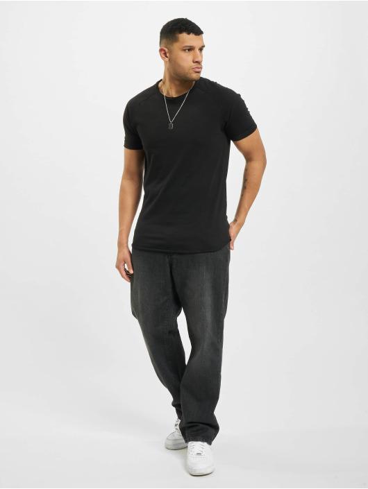 Redefined Rebel T-Shirty Kas czarny