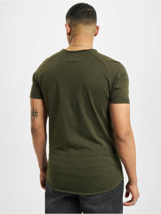Redefined Rebel T-Shirty Kas zielony