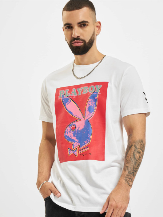 Redefined Rebel T-skjorter Rebel Malachi hvit