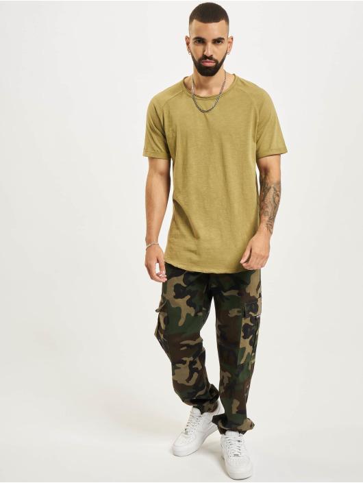 Redefined Rebel T-skjorter Kas oliven