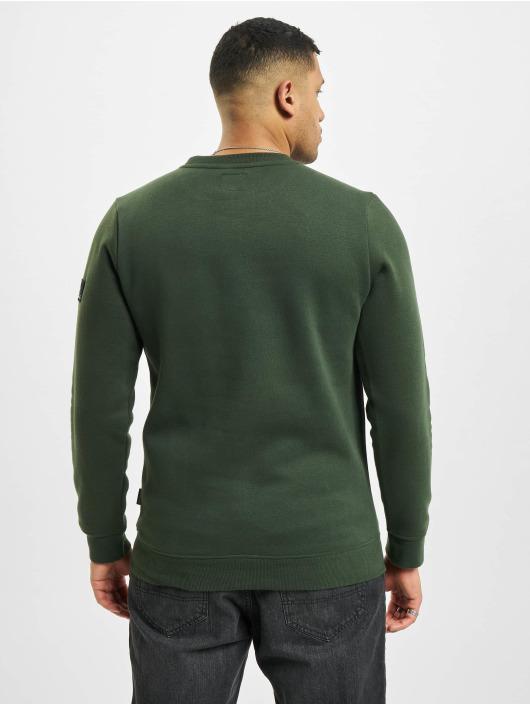 Redefined Rebel trui Rrbruce groen