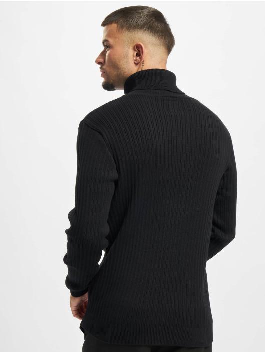 Redefined Rebel trui Weston zwart