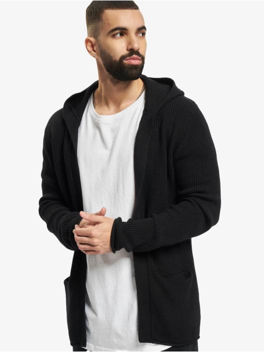 Redefined Rebel vest Cabe Knit zwart