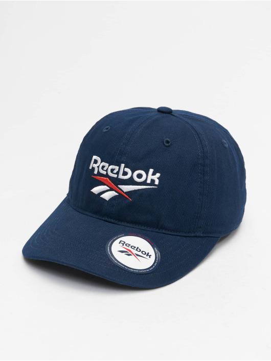 Reebok Кепка с застёжкой Classic FO синий