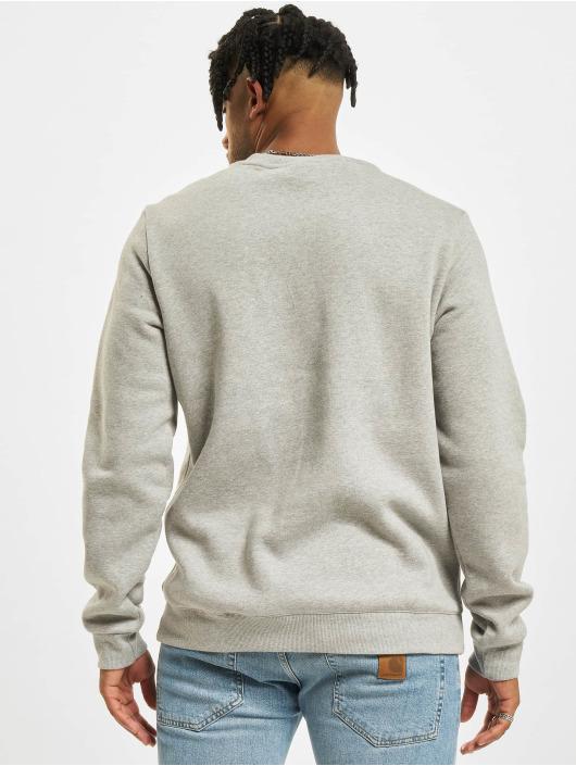 Reebok Пуловер RI FLC BL Crew серый