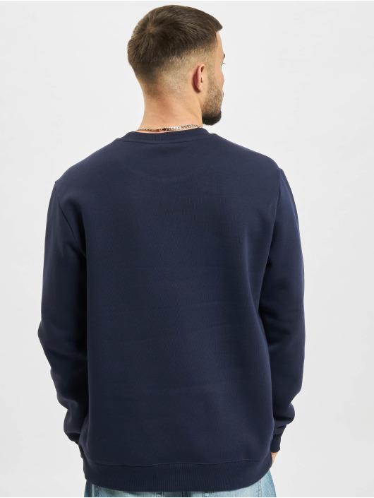 Reebok Пуловер RI Fleece Crew синий