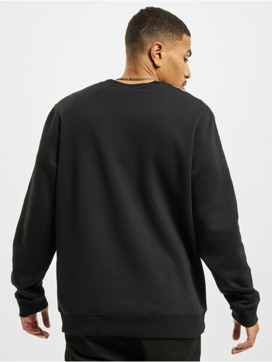 Reebok Пуловер TE Tape Crew черный