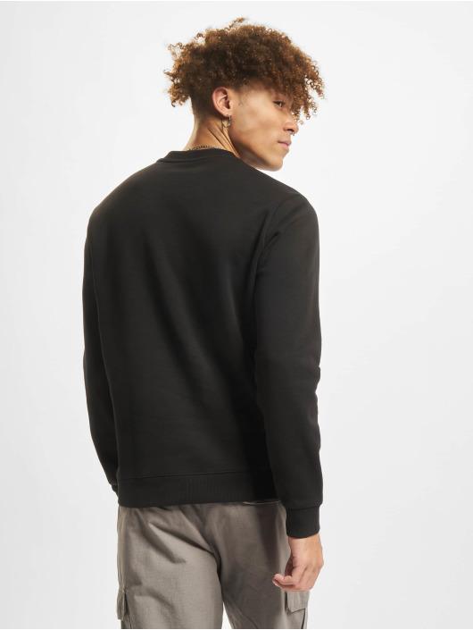 Reebok Пуловер  черный