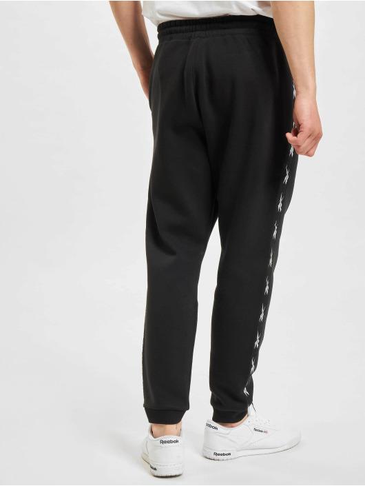 Reebok Спортивные брюки TE Tape Jogger черный